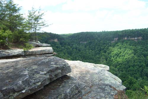 Bluff View & Tennessee Hiking Trails - South Cumberland State Park - Stone Door ... pezcame.com
